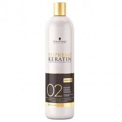 Glotninanti ir atstatanti priemonė plaukams Supreme Keratin Infusion 500ml