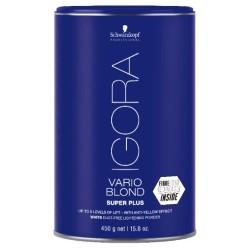 Igora Vario Blond Super Plus White Dust-Free Lightening Powder Balti plaukų šviesinimo milteliai, 450g