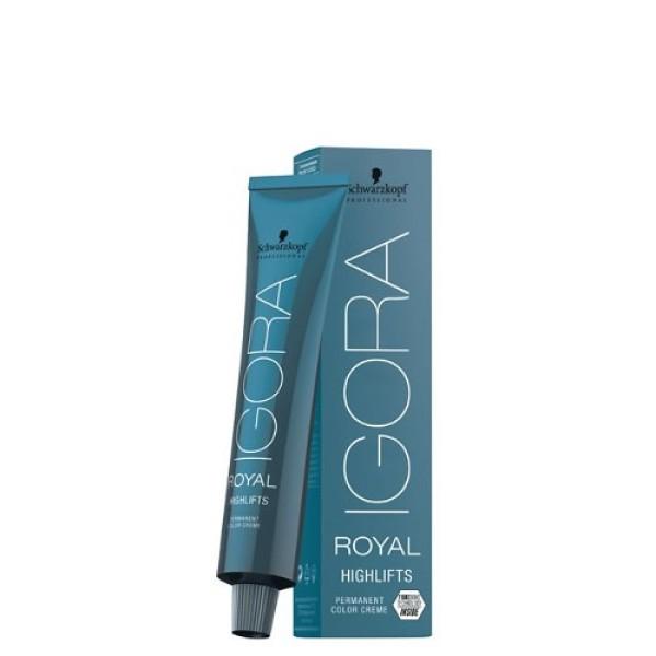 Ilgalaikio poveikio plaukų dažai Igora Royal HighLifts 60 ml
