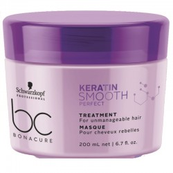 Keratin Smooth Perfect Mask Glotninamoji plaukų kaukė su keratinu, 200ml