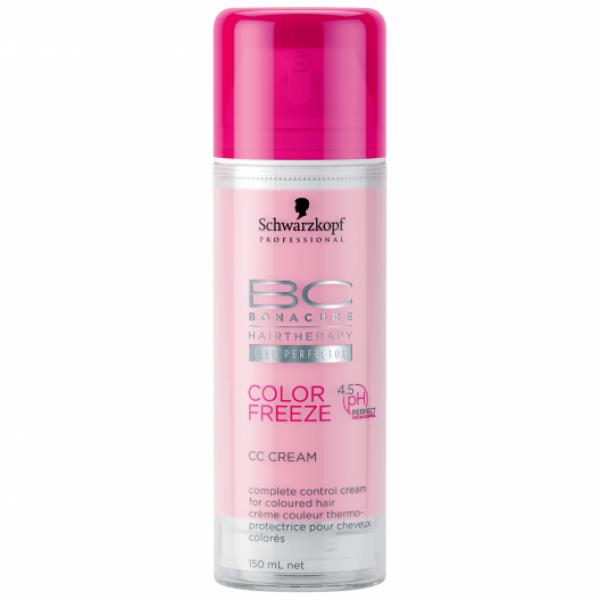 BONACURE Color Freeze CC kremas dažytiems plaukams, 150ml