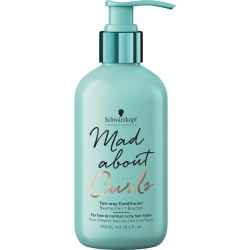 Mad About Curls Two Way Conditioner Dvejopo poveikio kondicionierius garbanotiems plaukams, 250 ml