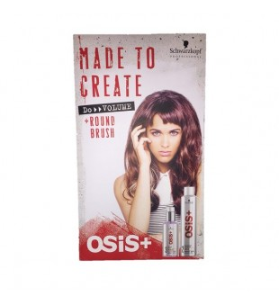 Schwarzkopf Professional OSIS Made To Create Do Volume Set Plaukų formavimo rinkinys, 1vnt | inbeauty.lt