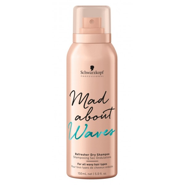 Sausas šampūnas – Mad About Waves, 150 ml