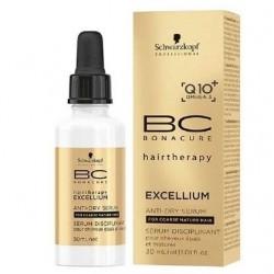 BONACURE Exellium Glotninamasis plaukų serumas, 30ml