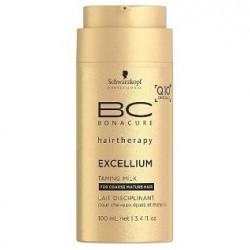 Glotninantis plaukų pienelis  BC Excellium Taming 100 ml