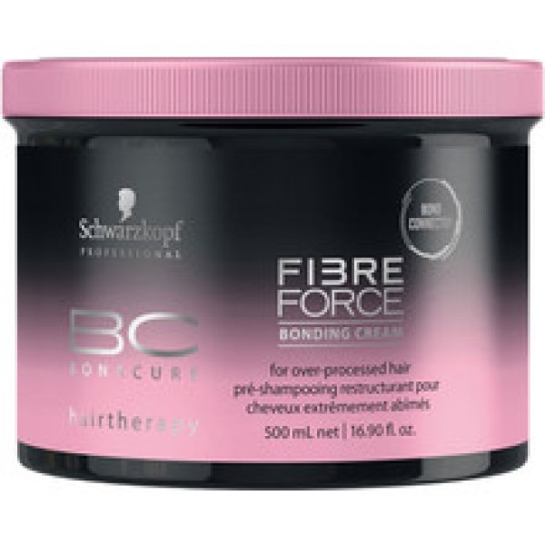 BC Fibre Force Bonding Cream Saitus kuriantis kremas, 500ml