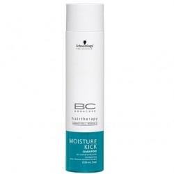 Drėkinamasis plaukų šampūnas BC Moisture Kick 250 ml