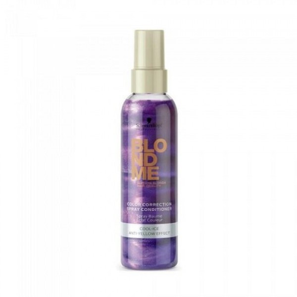 BLOND ME Color Correction Spray Conditioner Toną puoselėjantis purškiamas kondicionierius, 150ml