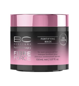 Schwarzkopf Professional BC Fibre Force Fortifying Mask Stiprinanti kaukė, 150ml  | inbeauty.lt