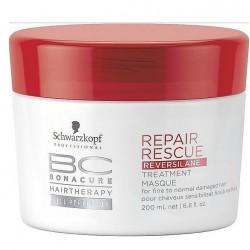 BONACURE Repair Rescue Kaukė pažeistiems plaukams, 200ml
