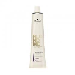 BLOND ME Lifting Šviesinamasis plaukų kremas (smėlio), 60ml