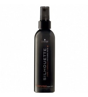 Schwarzkopf Professional Silhouette Plump Spray Super Hold Mechaninis, stiprios fiksacijos plaukų lakas, 200ml | inbeauty.lt