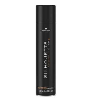 Schwarzkopf Professional Silhouette Hairspray Super Hold Stiprios fiksacijos plaukų lakas, 300ml | inbeauty.lt