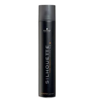 Schwarzkopf Professional Silhouette Hairspray Super Hold Stiprios fiksacijos plaukų lakas, 750ml | inbeauty.lt