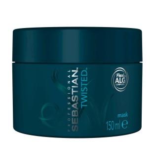 Sebastian Twisted Elastic Treatment Garbanotų plaukų kaukė, 150 ml | inbeauty.lt