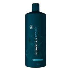 Garbanotų plaukų šampūnas - ELASTIC CLEANSER, 1000 ml