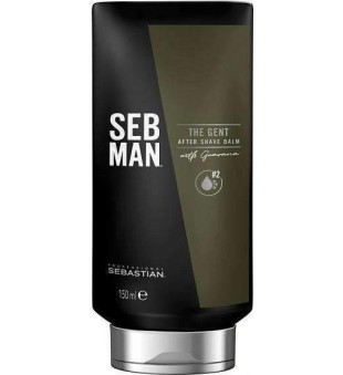 Sebastian The Gent After Shave Balm Drėkinamasis balzamas po skutimosi, 150ml | inbeauty.lt