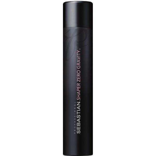 Shaper Zero Silpnos fiksacijos plaukų lakas, 400 ml