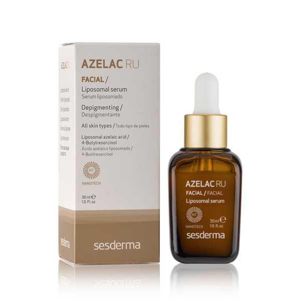 Azelac Ru Liposomal Serum Skaistinamasis veido serumas, 30ml
