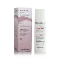 Nanocare Intimate Genital Rejuvenation Gel Intymios higienos gelis, 30ml