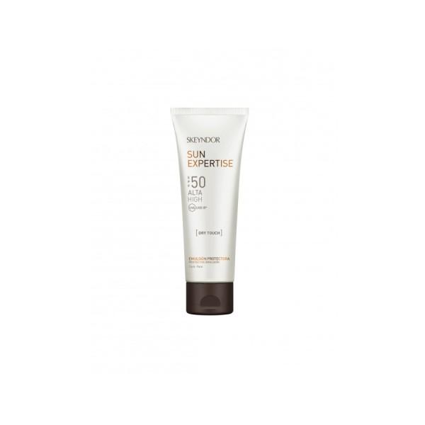 Sun Expertise Dry Touch Protective Emulsion SPF50 Apsauginė emulsija nuo saulės, 75ml
