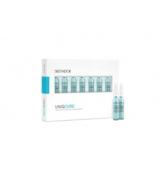 Skeyndor Uniqcure Intensive Hydrating Concentrate Intensyviai drėkinantis koncentratas, 7x2ml   inbeauty.lt