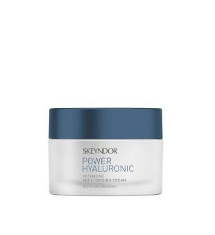 Skeyndor Power Hyaluronic Intensive Moisturising Cream Intensyviai drėkinantis kremas sausai odai, 50ml | inbeauty.lt
