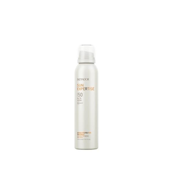 Sun Expertise Invisible Protective Sun Spray SPF50 Apsauginė priemonė nuo saulės veidui ir kūnui, 200ml