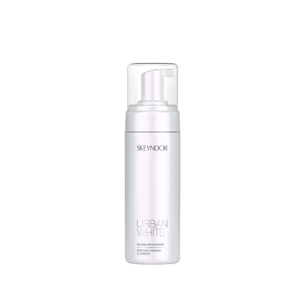Urban White New Skin Foaming Cleanser Putojantis veido valiklis, 150ml