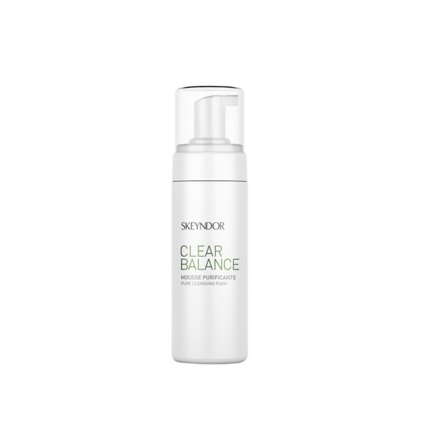 Clear Balance Pure Cleansing Foam Valomosios veido putos, 150ml