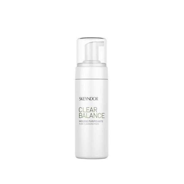 Clear Balance Pure Cleansing Foam Valomosios veido putos, 150ml