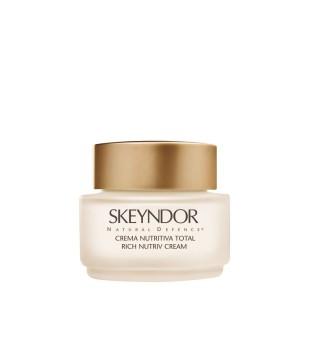 Skeyndor Natural Defence Rich Nutriv Cream Maitinamasis veido kremas, 50ml | inbeauty.lt