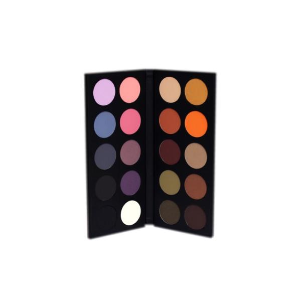 Mixed Color Eyeshadow Pallette Akių šešėlių paletė, 50g