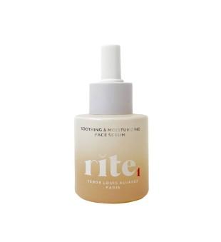 SLA Paris S1 Rite Ultra Hydrating Serum Intensyviai drėkinantis serumas jautriai odai, 30ml   inbeauty.lt