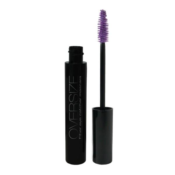 Oversize Mascara Purple Purpurinis blakstienų tušas, 8ml