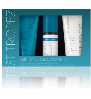 Self Tan Classic Starter Kit Rinkinys