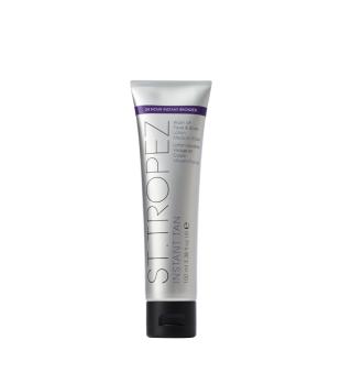 St. Tropez Instant Tan Wash Off Face & Body Lotion Medium/Dark Nusiplaunantis įdegio losjonas (tamsesnis), 100ml | inbeauty.lt