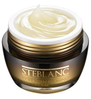 Steblanc Collagen Firming Gel Cream Stangrinamasis gelinis veido kremas su kalogenu, 50 ml | inbeauty.lt