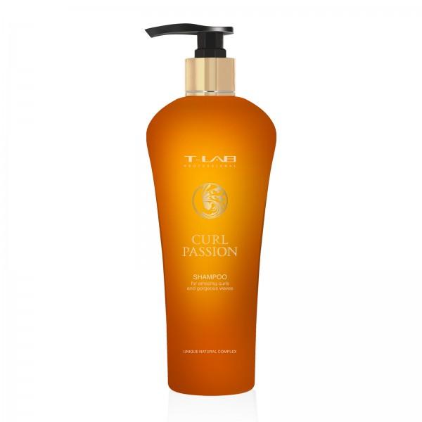 Curl Passion Shampoo Šampūnas garbanotiems plaukams, 750ml