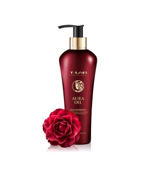 T-LAB Aura Oil Duo Shampoo Maitinamasis šampūnas, 300ml | inbeauty.lt