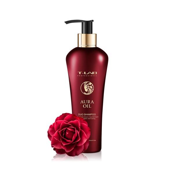 Aura Oil Duo Shampoo Maitinamasis šampūnas, 300ml