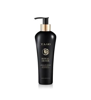 T-LAB Royal Detox Absolute Cream Prabangus kūno kremas, 300ml | inbeauty.lt