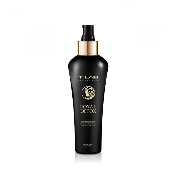 Royal Detox Elixir Premier Detosikuojantis plaukų eliksyras, 150ml