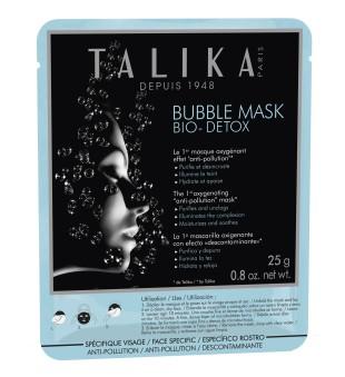 Talika Bubble Mask Bio-Detox Giliai valanti veido kaukė, 1vnt. | inbeauty.lt