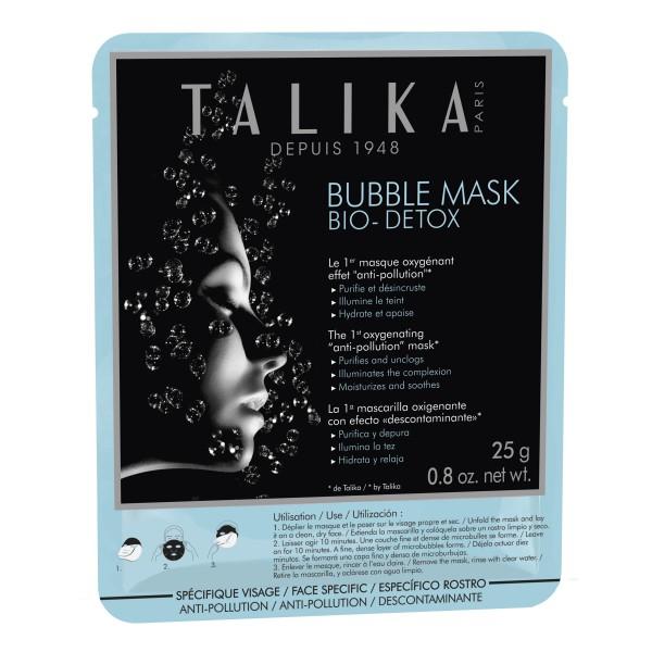 Bubble Mask Bio-Detox Giliai valanti veido kaukė, 1vnt.