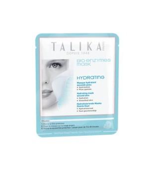 Talika Bio Enzymes Hydrating Mask Drėkinanti veido kaukė, 1vnt. | inbeauty.lt