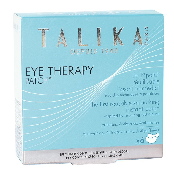 Eye Therapy Patch Refill Pakkių kaukė, 6 poros