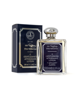 Taylor of Old Bond Street Mr Taylors A Gentleman's Aftershave Lotion Losjonas po skutimosi, 100ml | inbeauty.lt