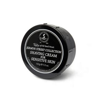 Taylor of Old Bond Street Jermyn Street Shaving Cream Skutimosi kremas jautriai odai, 150g | inbeauty.lt